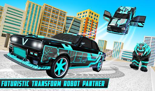 Panther Robot Transform Games screenshots 4