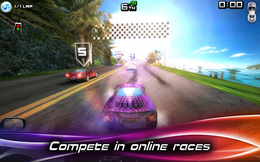 Race Illegal: High Speed 3D 1.0.54 screenshots 6