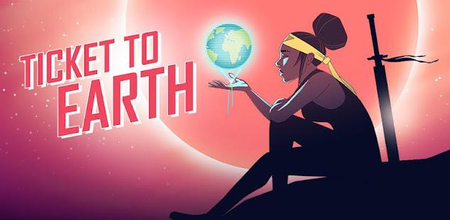 Скриншот №1 к Ticket to Earth
