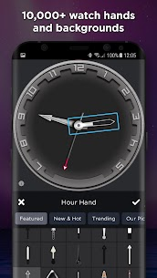 WatchMaker Watch Face Premium v5.7.3 MOD APK 3
