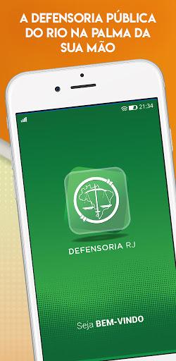 Defensoria RJ screenshots 1
