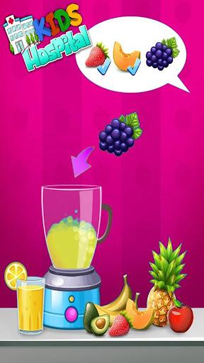 Doctor Games For Girls - Hospital ER apkpoly screenshots 13