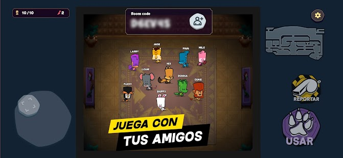 Suspects: Mansión Misteriosa Screenshot