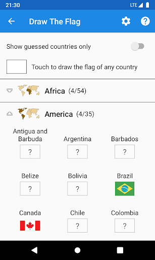 Draw The Flag apkdebit screenshots 2