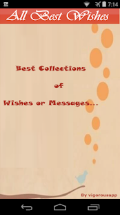All Best Wishes  Message App 1.5 Screenshots 1