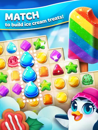 Frozen Frenzy Mania u2013 Match 3 screenshots apkspray 5