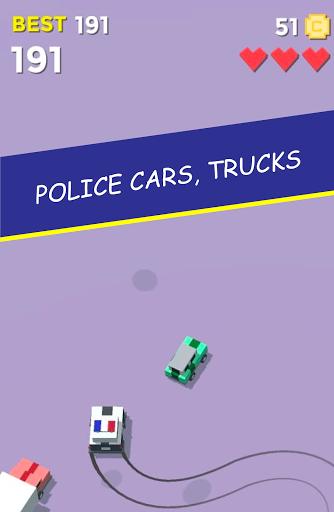 Crash Taxi - Crazy Taxi Driver Free  screenshots 2