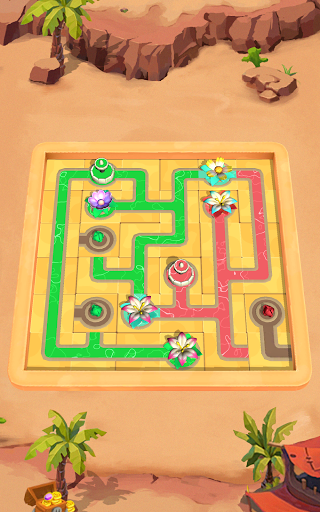 Flow Water Connect Puzzle  screenshots 12