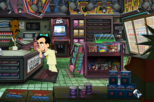 Leisure Suit Larry: Reloaded - 80s and 90s games! 1.50 Screenshots 2