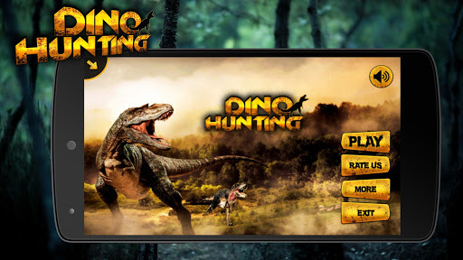 Ultimate Dinosaur Hunter  screenshots 1