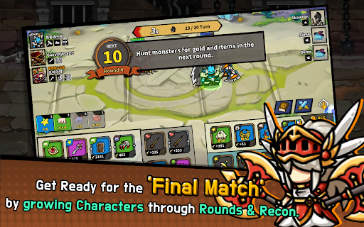 Endless Arena - Idle Strategy Battle  screenshots 13