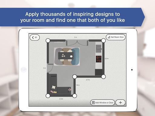Room Planner: Home Interior & Floorplan Design 3D 1003 Screenshots 12