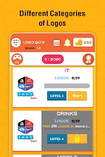 Logo Quiz : Guess the Logo game : Guess the Brand 2.7 Screenshots 18