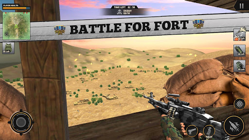 The Glorious Resolve: Journey To Peace - Army Game apkdebit screenshots 6