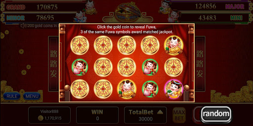Red Chamber Slot : Real casino experience apkslow screenshots 10