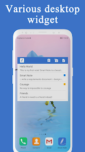 Smart Note Mod Apk- Notes, Notepad, Todo (Premium Features Unlocke) 4