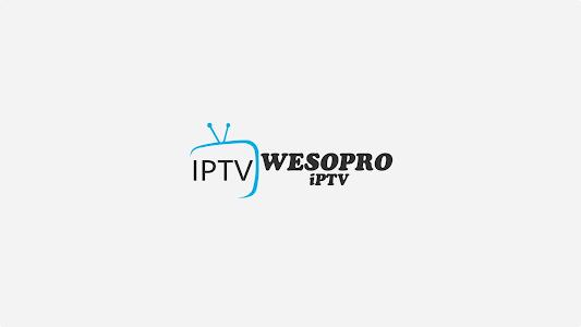 WESOPRO IPTV PRO 3.0