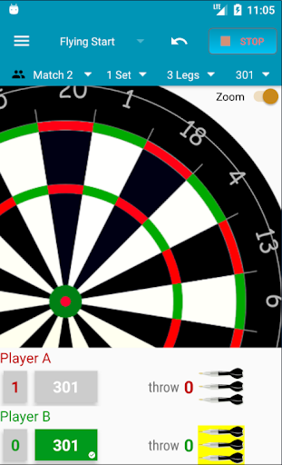 Darts Scorecard 2.60 screenshots 7