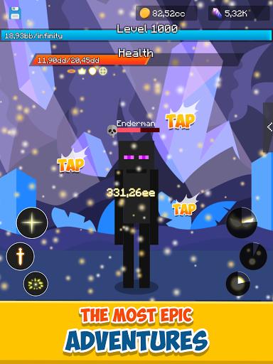 Mine Mob Clicker Rpg 1.5.4 screenshots 18