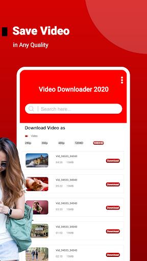 All Video Free Downloader 2020 - Movie Downloader screenshots 2