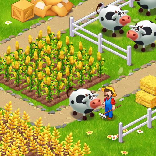 Baixar Farm City : Farming & City Building para Android