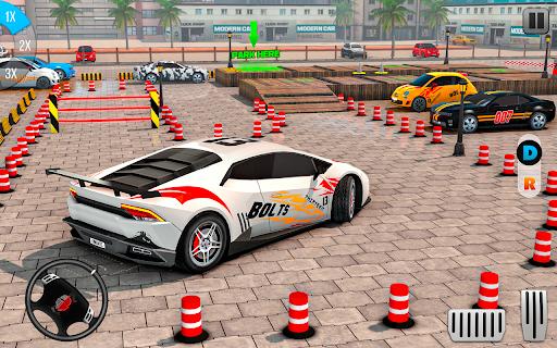 Modern Car Drive Parking Free Games - Car Games 3.85 screenshots 1