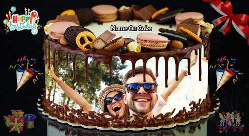 Name Photo On Birthday Cake 7.1.66 screenshots 7