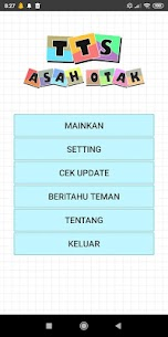 TTS Asah Otak – Teka Teki Silang Offline 1.20 Mod + Data for Android 3