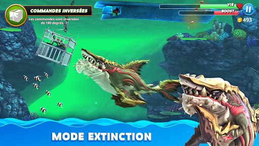 Code Triche Hungry Shark World (Astuce) APK MOD screenshots 3