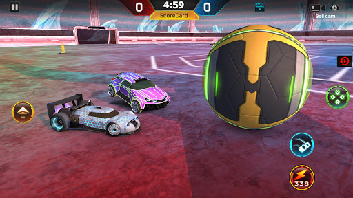 Turbo League  Screenshots 2