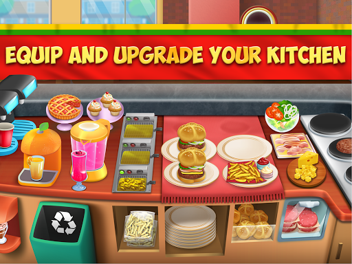 My Burger Shop 2 - Fast Food Restaurant Game  screenshots 9