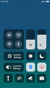 X Launcher: With OS13 Style Theme & Control Center 3