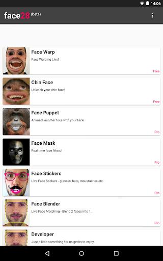 Face Changer Camera 2.0.5 Screenshots 10
