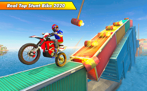 Bike Stunt Racing 3D - Free Games 2020 1.2 Screenshots 9