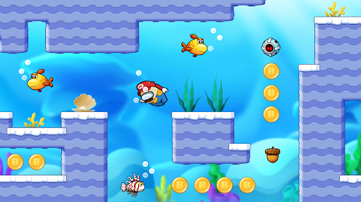 Super Bobby's World - Free Run Game modavailable screenshots 19