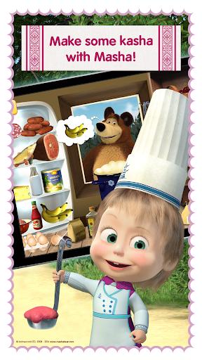 Masha and Bear: Cooking Dash 1.3.8 Screenshots 5