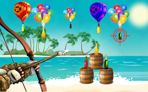 Bottle Shooting Target : Real Bottle Shooter For Android 4