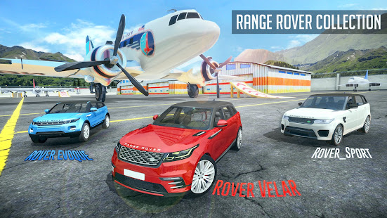 Crazy Car Driving & City Stunts: Rover Sport 1.18 Screenshots 11