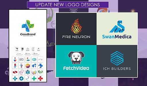 Logo Maker Free - Logo Maker 2020 & Logo Designer 4.6.0 Screenshots 5