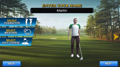 Real Golf Master 3D 1.1.11 screenshots 2