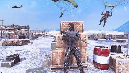 Action Shooting Games : Commando Games Mod Apk 6.0 (A Lot of Money) 6