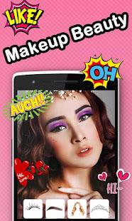 Makeup Beauty Camera 1.3 Screenshots 4