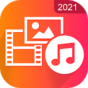Photo Video Maker with Music | Movie Crop Editor
