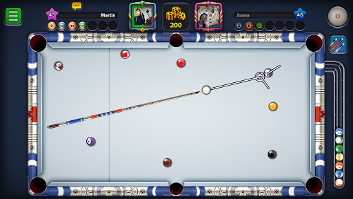 8 Ball Pool 5.2.6 screenshots 3