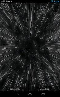 StarField - Gyroscope Live Wallpaper