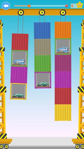 Preschool game for toddlers - Memory skills 4.1.0 screenshots 4