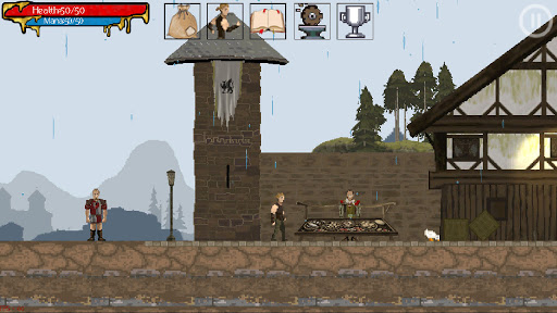 Gothic: ArnaLLiA - RPG platformer 0.7.3 screenshots 1