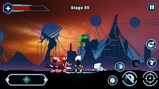 Stickman Ghost 2: Gun Sword - Shadow Action RPGのおすすめ画像5
