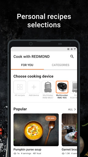 Cook with REDMOND 2.0.18 Screenshots 5
