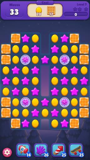 Sweet Match: Puzzle Mania apktram screenshots 4